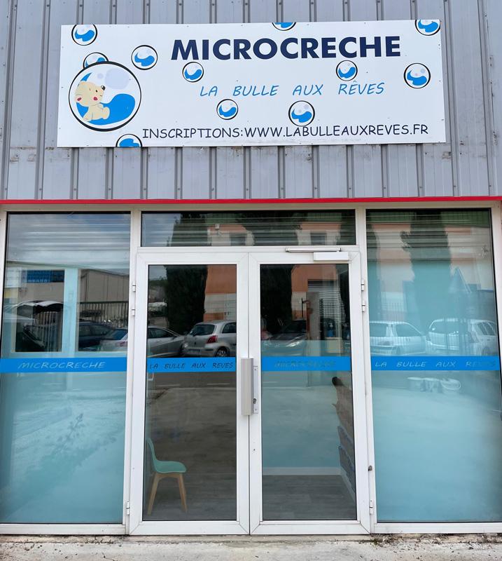 Micro-crèche Saint-Maximin-la-Sainte-baume